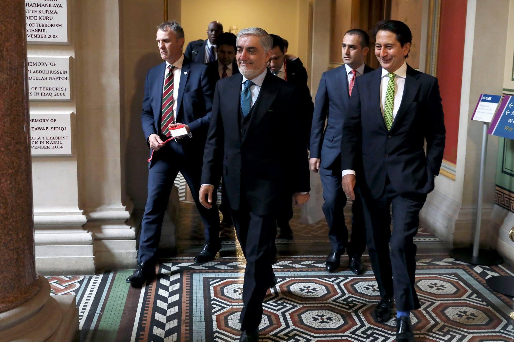 Photo of سفر جلالتمآب رییس اجراییه جمهوری اسلامی افغانستان به بریتانیا