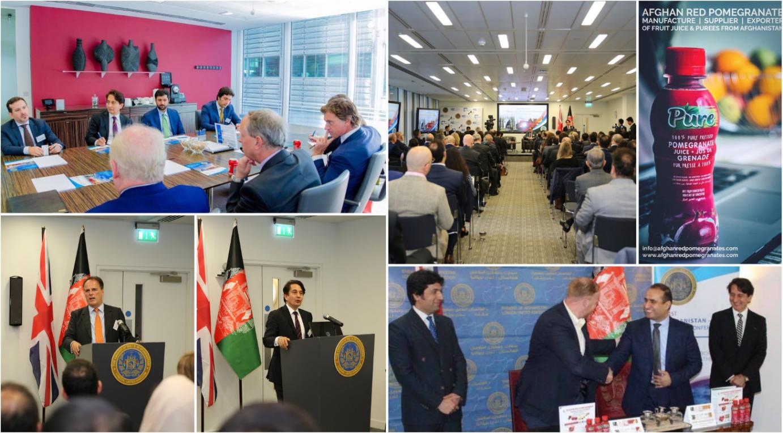 Photo of اولین نشست بازرگانی و سرمایه گذاری افغانستان – بریتانیا در لندن