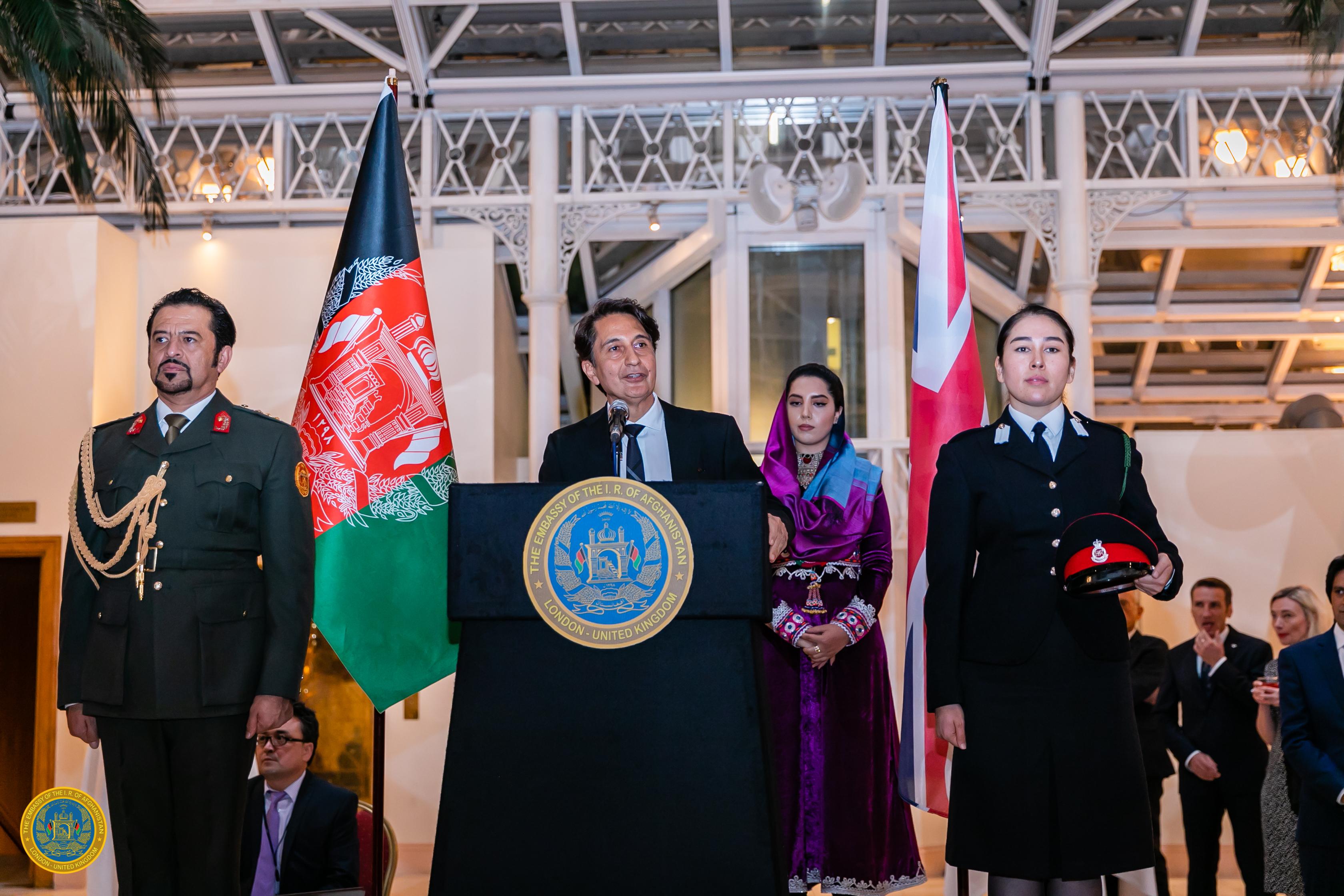 4 - Ambassador Jawad's speech