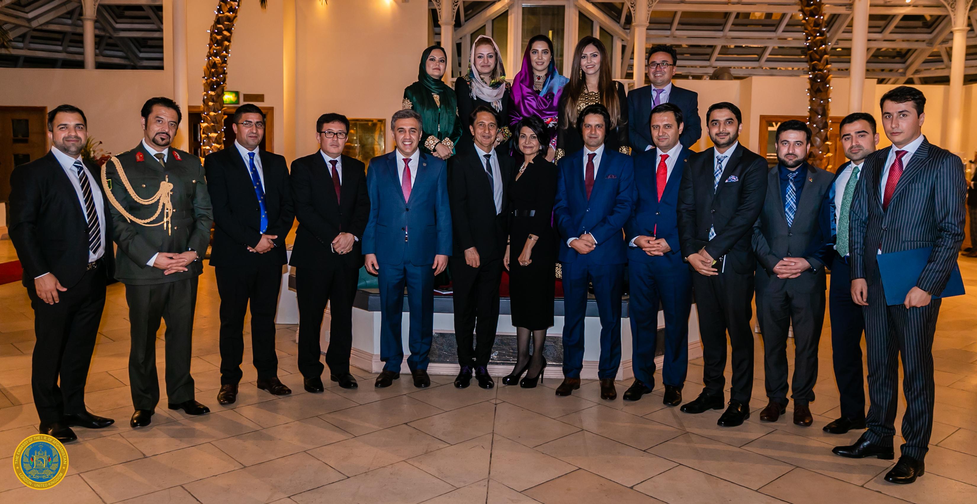 9 - Embassy Staff