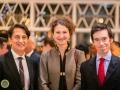 6 - Ambassador Jawad, Mrs Stewart and Mr Stewart