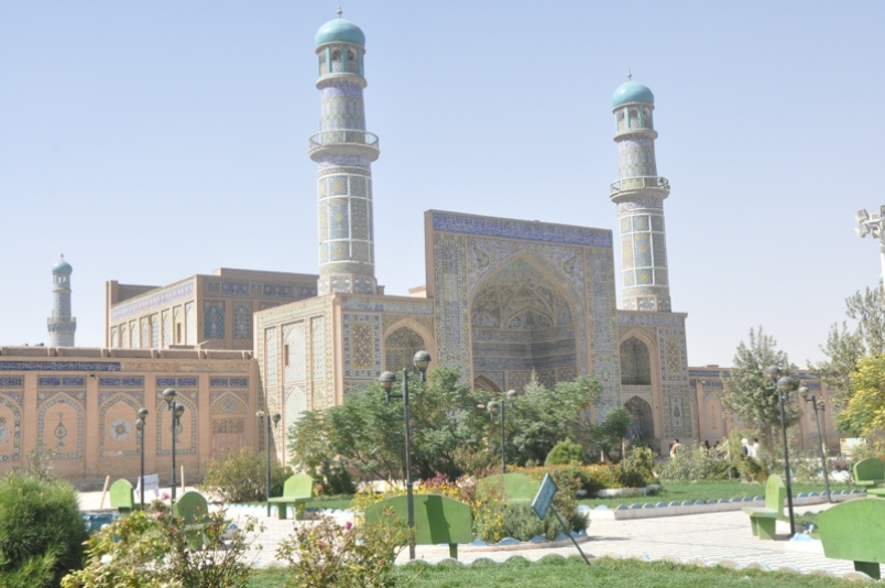 the-great-mosque-in-Herat
