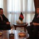 Acting Foreign Minister Meets the Iranian Ambassador to Kabul