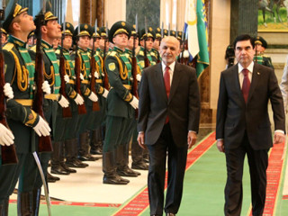 Brief Report of President Ghani's Trip to Turkmenistan