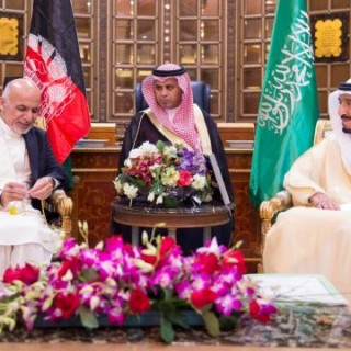 President Ghani Offers Condolences to Malik Salman, New King of Saudi Arabia
