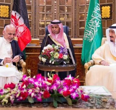 President Ghani Offers Condolences to Malik Salman, New King of Saudi Arabia