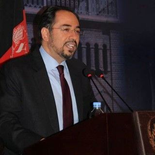 Speech of H.E. Salahuddin Rabbani, Minister of Foreign Affairs of the Islamic Republic of Afghanistan at the official reception, hosting the foreign ambassadors based in Kabul