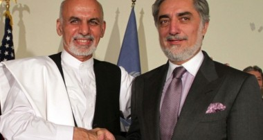 """""""We cannot afford to be divided"""" Exclusive interviews with Afghan President Ashraf Ghani and CEO Abdullah Abdullah"""