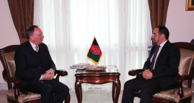 Minister of Foreign Affairs Meets Foreign Secretary of India