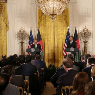 REMARKS BY PRESIDENT GHANI AND PRESIDENT OBAMA IN JOINT PRESS CONFERENCE