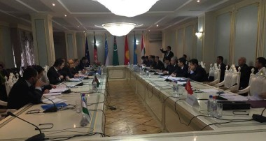Second European Union and Central Asia Security Talks Meeting in Dushanbe