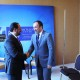 Minister of Foreign Affairs Meets Minister of Foreign Affairs of Bosnia Herzegovina