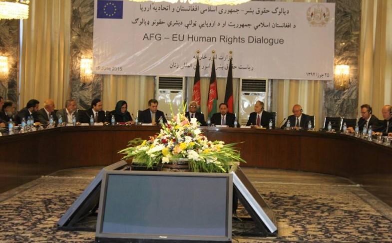 Afghanistan – EU Human Rights Dialogue