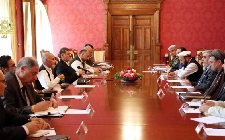 National Security Council Discusses Recent Incident in Jalrez District