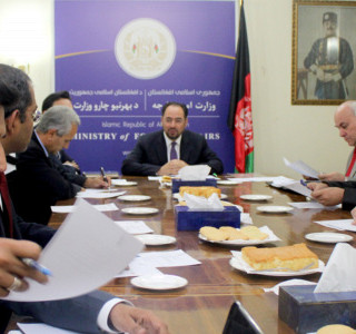 Consultative Meeting with Ambassadors of the Regional Countries to Kabul in Preparation for the Sixth Conference of RECCA