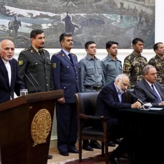 President Ghani: Kunduz City is being cleared of terrorist groups