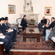 President Ghani receives Special Representative of the People's Republic of China for Afghanistan and Pakistan