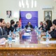 Foreign Minister Meets with Regional Economic Experts of the East-West Institute