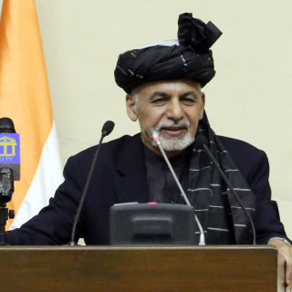 Unofficial Translation of Remarks Delivered by President Ghani Inauguration of the New Parliament Building