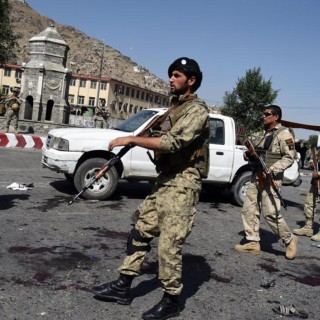 PRESS RELEASE: President Ghani grieved by explosions among protesters