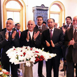 President Ghani's Remarks at the Inauguration Ceremony of Renovated Storay Palace