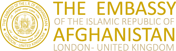 The Embassy of Afghanistan in London